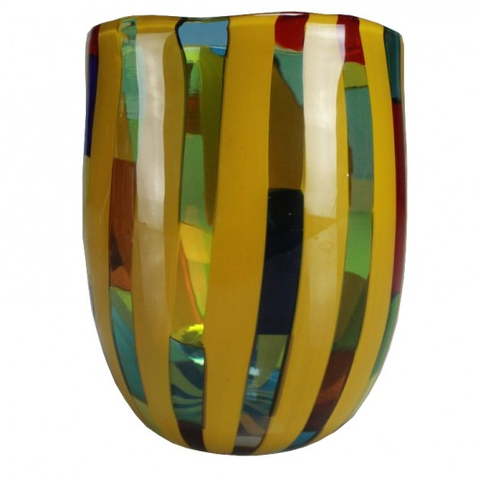 Fantasy, Multicolor Lamp Mustard
