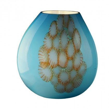 "Loft Lamp Murrina ""Tarta"" Aquamarine"