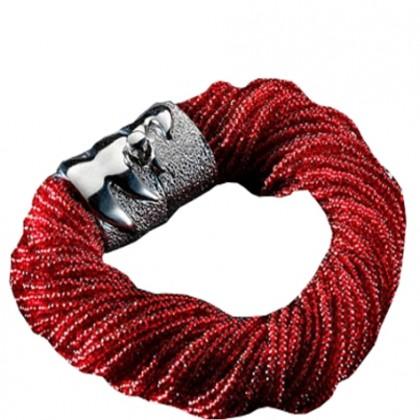 Arianna, bracelet red
