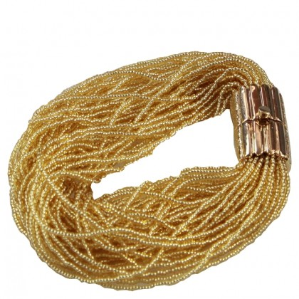 Arianna, bracelet gold