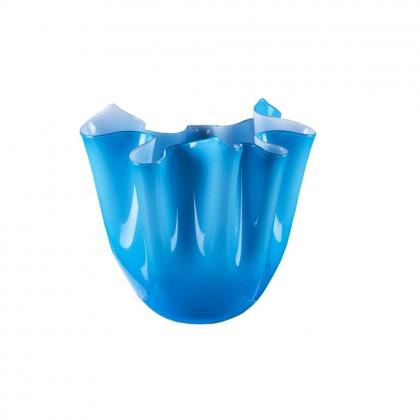Foulard, Aquamarine Vase
