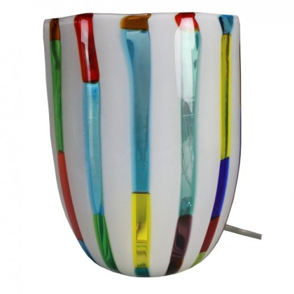 Fantasy, multicolor lamp white