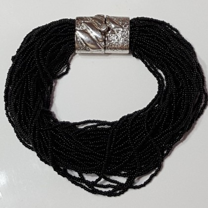 Torcion, bracelet black