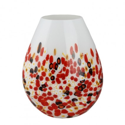 Ambiente, Multicoloured Red Lamp
