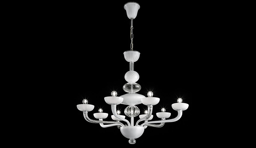 Moonlight Glass Chandeliers: Gleaming emotions at a new incredible price