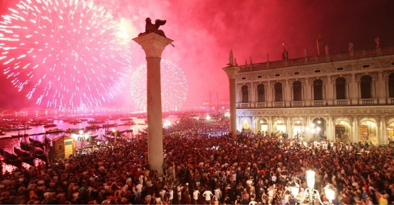 The Redentor Feast in Venice