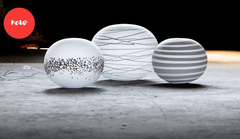 Murano Glass Globi