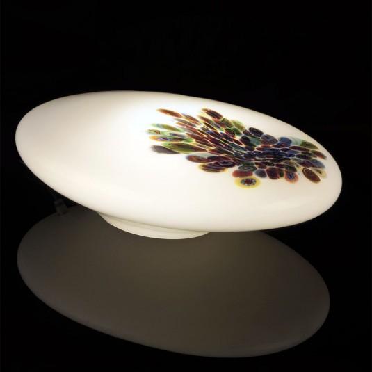Sepia Multicolor Murrine Lamp