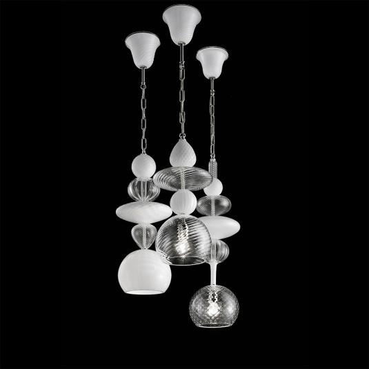 Moonlight Lantern Pendant Light
