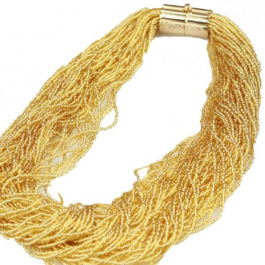 Arianna, collar gold