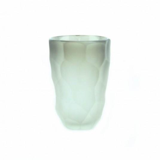 Molati, Grey Short Vase