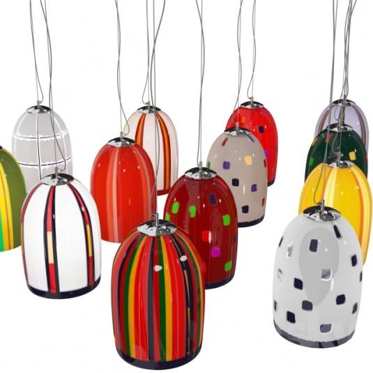Jakaranda, Meg Orange Lamp