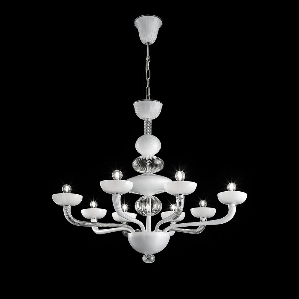 Moonlight 8 lights chandelier i muranesi shop online moonlight 8 lights chandelier arubaitofo Gallery