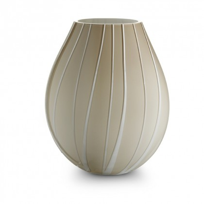 "Ambiente, ""Fili"" Dove-grey Lamp"