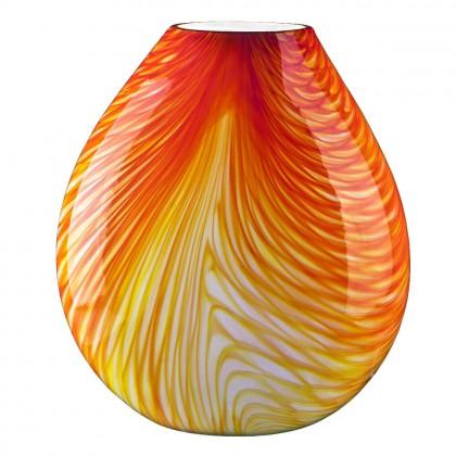"Loft,""Piumato"" Orange Lamp"
