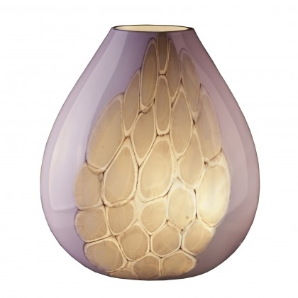 "Loft Lamp Murrina ""Tarta"" Lilac"