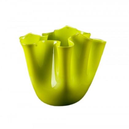 Foulard, Green Vase