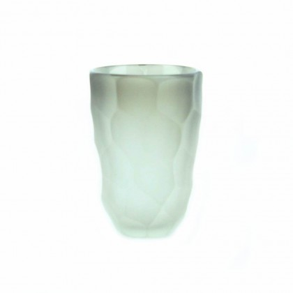 Molati, Grey Short Vase
