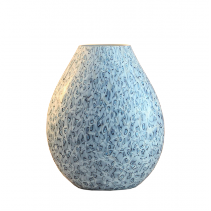 "Loft Lamp ""Murrine"" Blue"