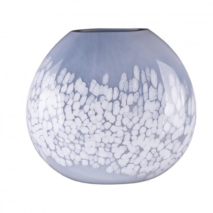 Oikos Silk Lamp with White Murrina