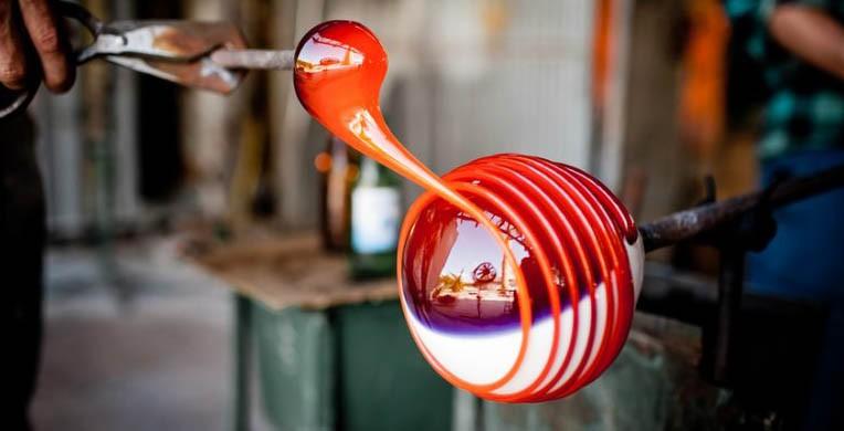The magic of glass in Liguria