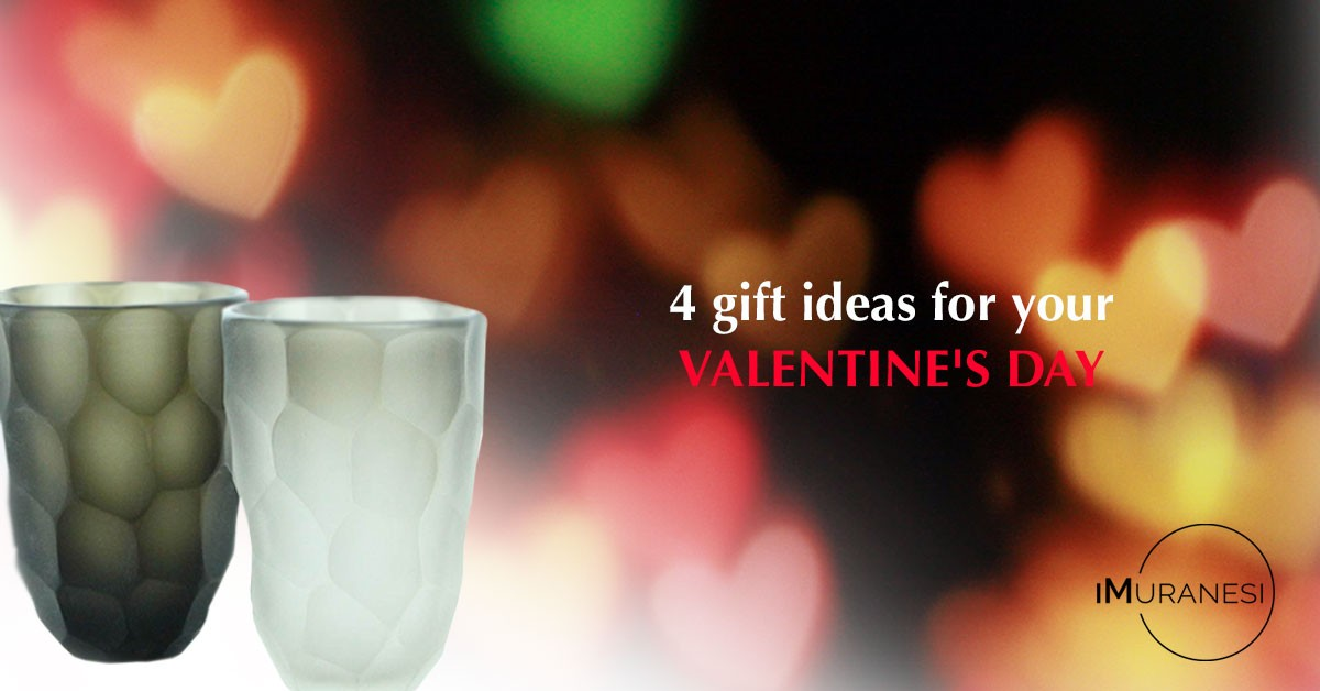 4 GIFT IDEAS FOR VALENTINE'S DAY AND 1 SPECIAL PROMOTION!