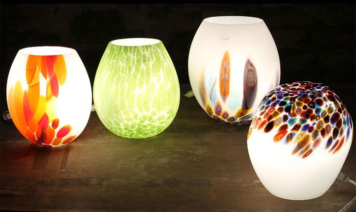 4 good reasons to buy a Murano glass lamp